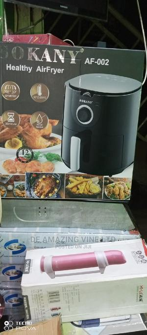 Sokany Air Fryer | Kitchen Appliances for sale in Abuja (FCT) State, Karu