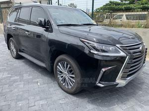 Lexus LX 2019 570 (5 Seats) AWD Black | Cars for sale in Lagos State, Victoria Island