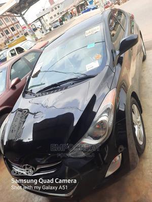 Hyundai Elantra 2013 Black   Cars for sale in Oyo State, Ibadan