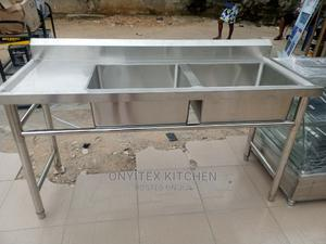 Double Sink | Kitchen Appliances for sale in Lagos State, Ikeja