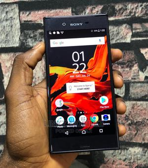 Sony Xperia XZ 64 GB Black | Mobile Phones for sale in Lagos State, Ikeja