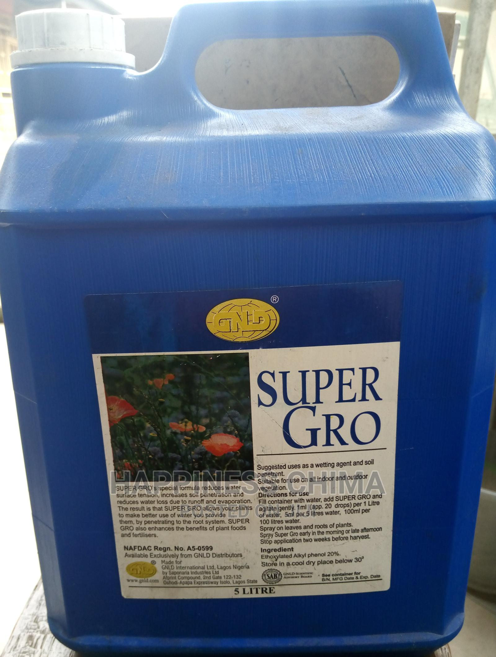 Archive: GNLD Super Gro 5L