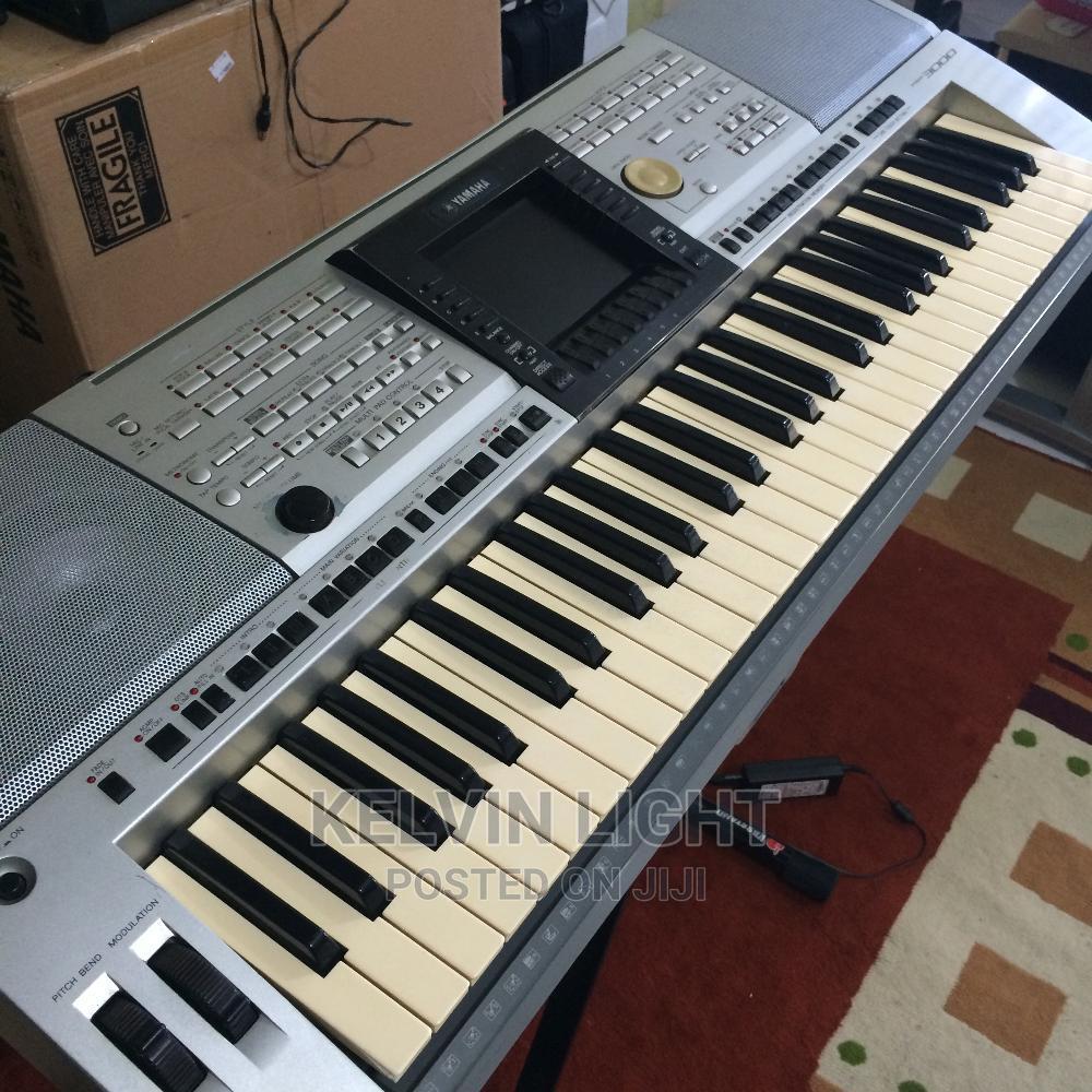 Archive: Yamaha Keyboard PSR 3000