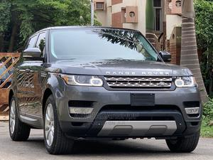 Land Rover Range Rover Sport 2014 HSE 4x4 (3.0L 6cyl 8A) Gray | Cars for sale in Abuja (FCT) State, Central Business District