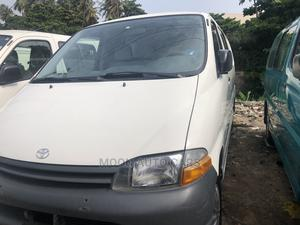 Toyota Hiace Container Body White Color | Buses & Microbuses for sale in Lagos State, Amuwo-Odofin