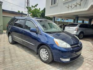 Toyota Sienna 2004 Blue   Cars for sale in Lagos State, Amuwo-Odofin