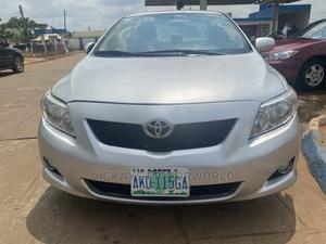 Toyota Corolla 2009 Silver | Cars for sale in Delta State, Oshimili South