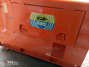 20kva Soundproof Denyo Generator | Electrical Equipment for sale in Lagos State, Surulere