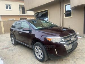 Ford Edge 2011 Red | Cars for sale in Lagos State, Ajah