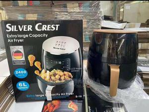 Silver Crest 6ltrs Air Fryer | Kitchen Appliances for sale in Lagos State, Mushin