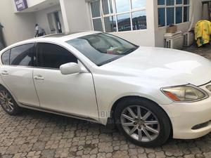 Lexus GS 2006 300 Automatic White   Cars for sale in Abuja (FCT) State, Kubwa