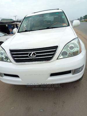 Lexus GX 2004 470 White   Cars for sale in Lagos State, Ojo