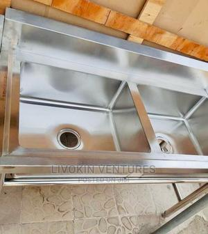 Double Sink | Restaurant & Catering Equipment for sale in Rivers State, Port-Harcourt