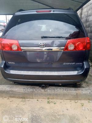 Toyota Sienna 2008 XLE Limited 4WD Gray | Cars for sale in Rivers State, Port-Harcourt