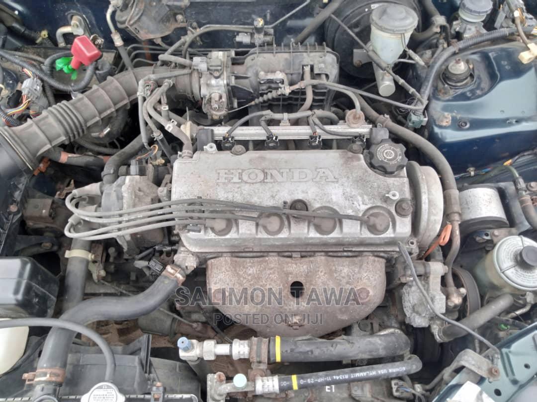 Archive: Honda Civic 1999 Green