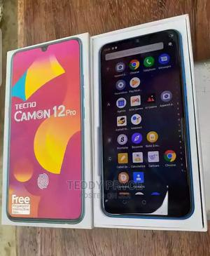 Tecno Camon 12 Pro 64 GB Blue | Mobile Phones for sale in Cross River State, Calabar