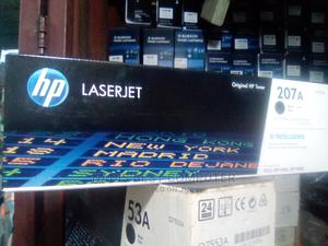 Genuine HP 207A Toner Cartridge   Accessories & Supplies for Electronics for sale in Lagos State, Apapa