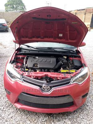 Toyota Corolla 2015 Red | Cars for sale in Oyo State, Ibadan
