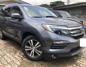 Honda Pilot 2017 Gray   Cars for sale in Lagos State, Ikeja
