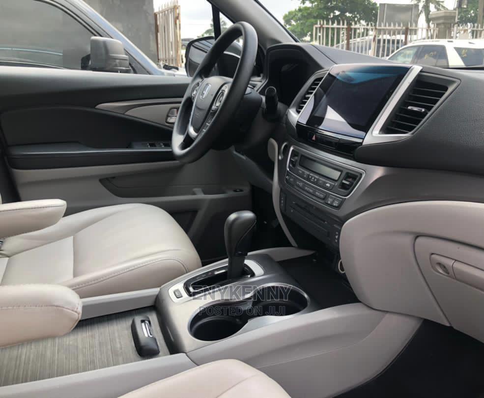 Honda Pilot 2017 Gray   Cars for sale in Ikeja, Lagos State, Nigeria