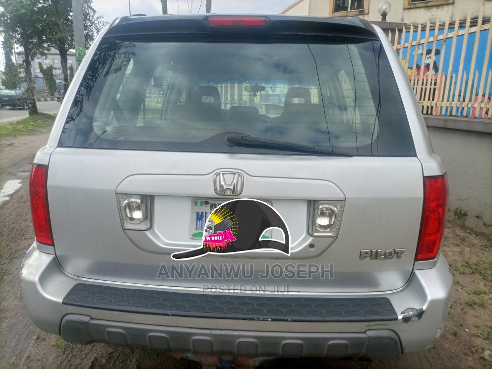 Honda Pilot 2005 Gold   Cars for sale in Port-Harcourt, Rivers State, Nigeria