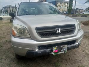 Honda Pilot 2005 Gold | Cars for sale in Rivers State, Port-Harcourt
