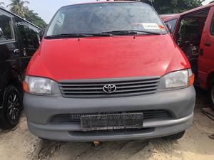 Toyota Hiace Container Body Red Color   Buses & Microbuses for sale in Lagos State, Amuwo-Odofin