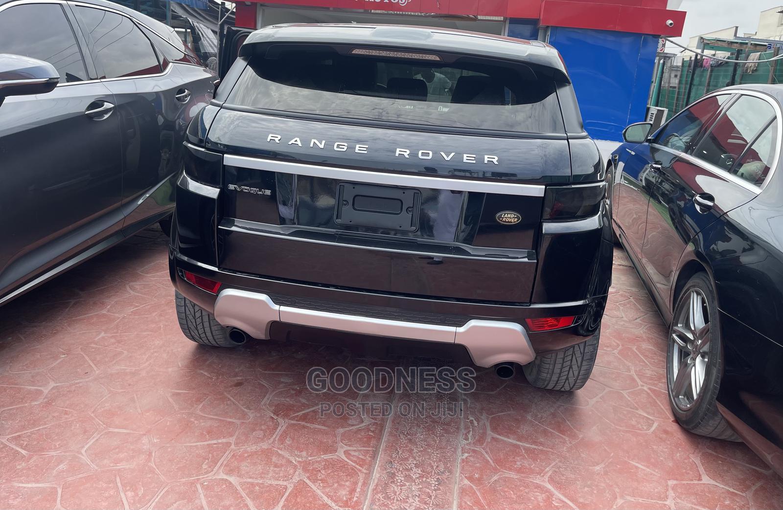 Land Rover Range Rover Evoque 2013 Black | Cars for sale in Lekki, Lagos State, Nigeria