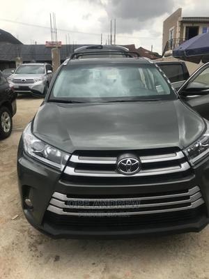 Toyota Highlander 2015 Green | Cars for sale in Oyo State, Oluyole