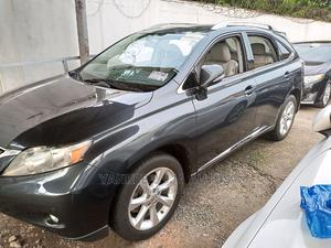 Lexus RX 2011 350 Gray | Cars for sale in Lagos State, Ojodu