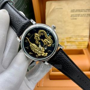 Rolex Leather Watch | Watches for sale in Delta State, Warri