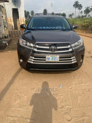 Toyota Highlander 2018 Black | Cars for sale in Delta State, Oshimili South