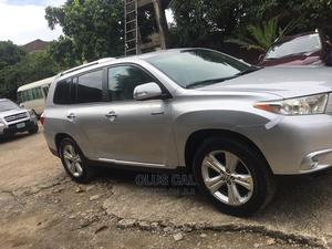 Toyota Highlander 2011 Limited Silver | Cars for sale in Lagos State, Gbagada