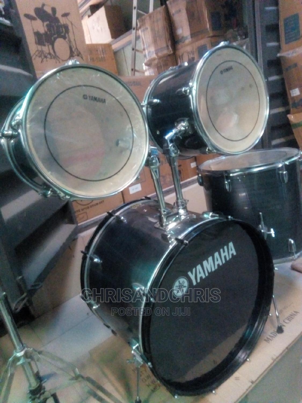 Yamaha Drum Set 5 Piece
