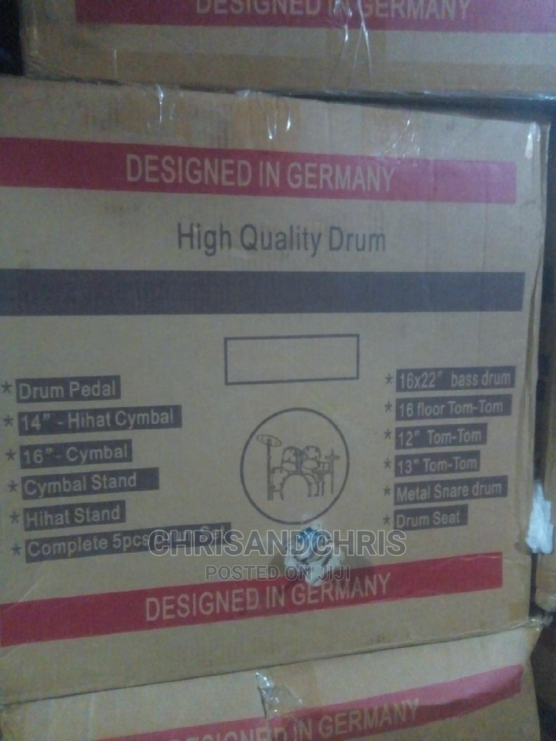 Yamaha Drum Set 5 Piece | Musical Instruments & Gear for sale in Ojo, Lagos State, Nigeria