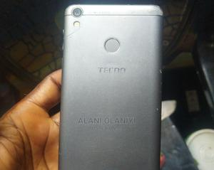 Tecno Camon CX Air 16 GB Gray   Mobile Phones for sale in Lagos State, Abule Egba