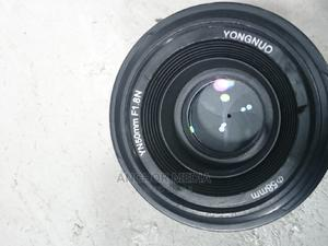 50mm 1.8 Yongnou Lens for Nikon   Accessories & Supplies for Electronics for sale in Lagos State, Ikeja