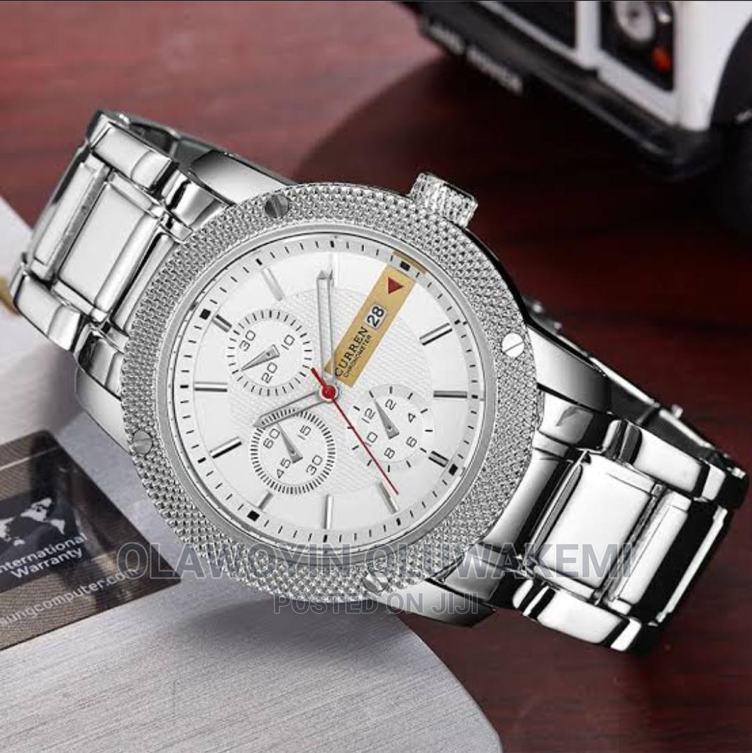 Archive: Curren 8069 Luxury Sport Quartz Men Wristwatch