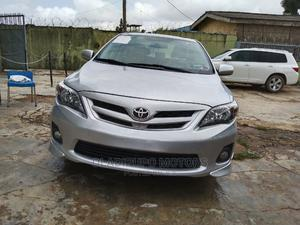 Toyota Corolla 2012 Silver | Cars for sale in Lagos State, Alimosho