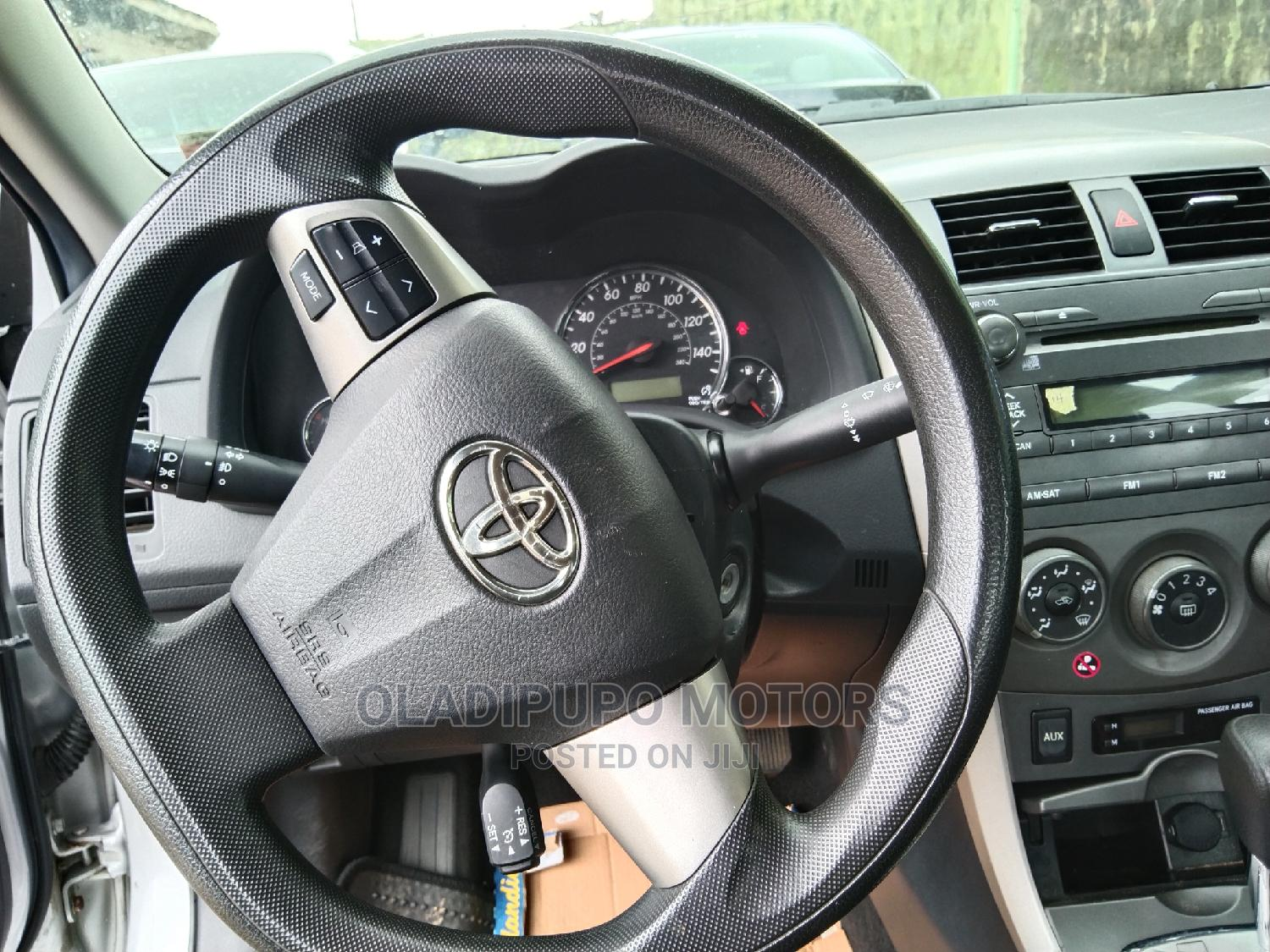 Toyota Corolla 2012 Silver | Cars for sale in Alimosho, Lagos State, Nigeria