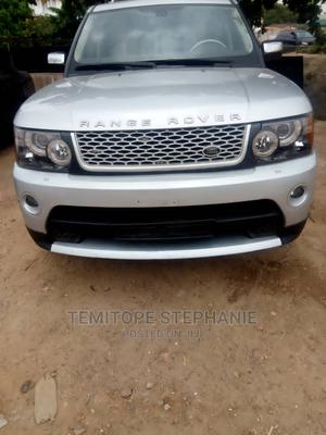 Land Rover Range Rover Sport 2014 Silver | Cars for sale in Ondo State, Akure
