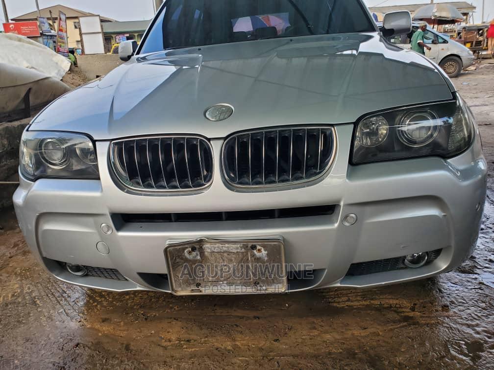 Archive: BMW X3 2006 3.0i Silver