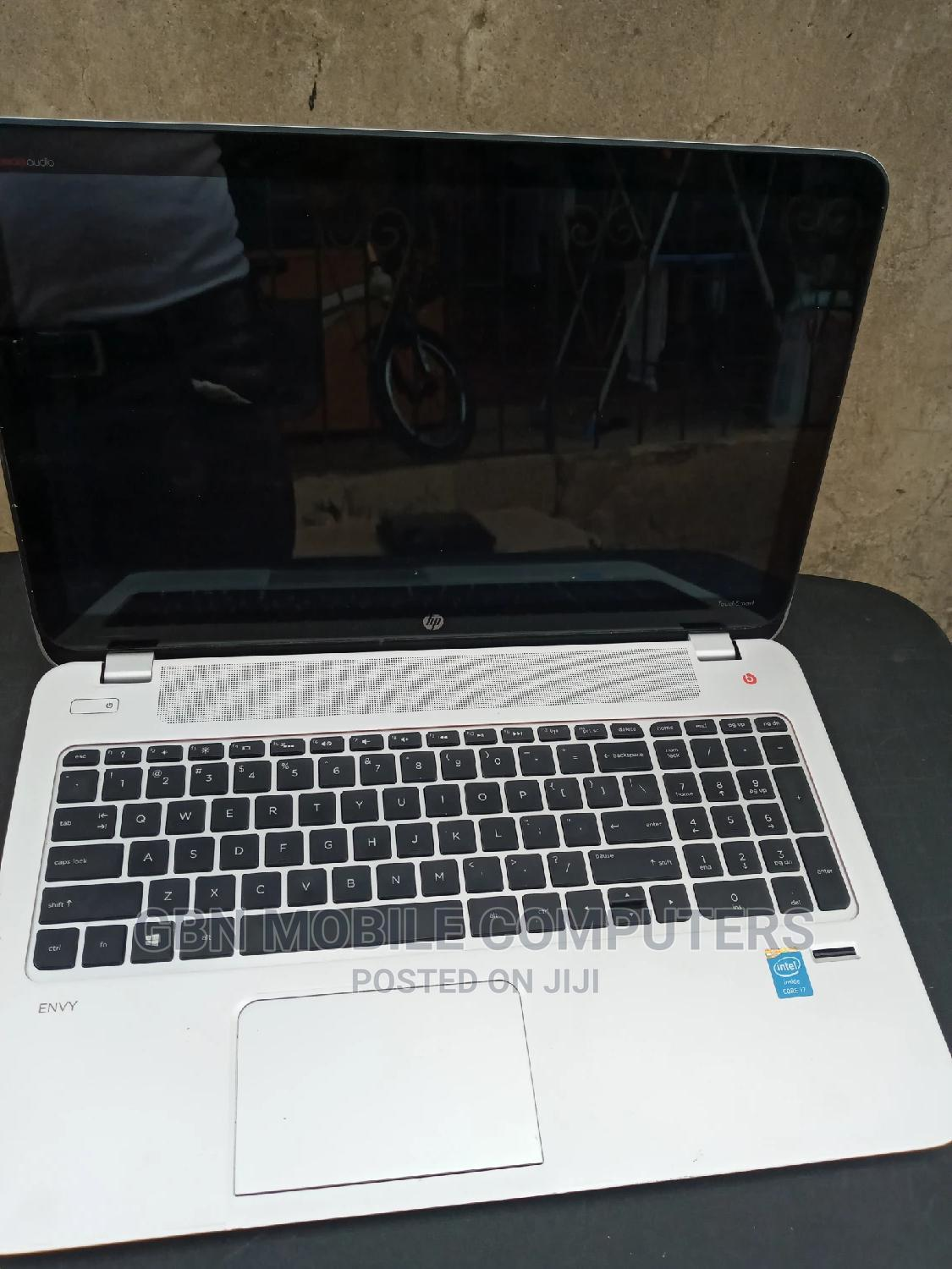 Laptop HP Envy 15t 8GB Intel Core I7 HDD 1T   Laptops & Computers for sale in Ikeja, Lagos State, Nigeria