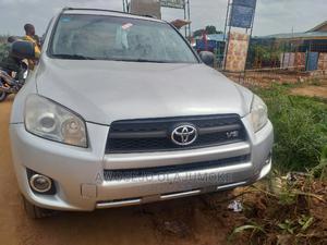Toyota RAV4 2010 3.5 4x4 Silver   Cars for sale in Lagos State, Ojo