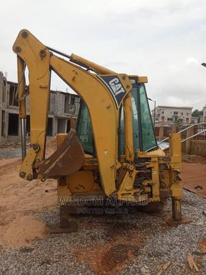 Cat420e Pale Loader | Heavy Equipment for sale in Abuja (FCT) State, Dei-Dei