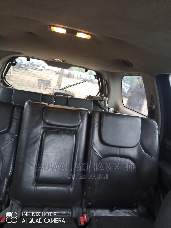 Archive: Nissan Pathfinder 2007 LE Black