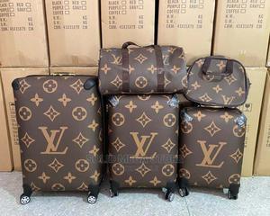 Louis Vuitton Trolley Luggage Box   Bags for sale in Lagos State, Lagos Island (Eko)