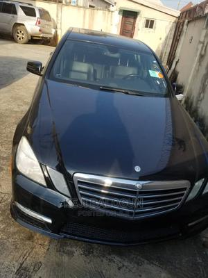 Mercedes-Benz E350 2012 Black   Cars for sale in Lagos State, Ifako-Ijaiye