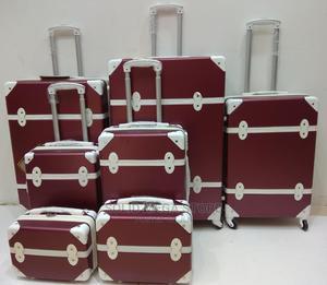 Set of 7 Trolley Luggage Box   Bags for sale in Lagos State, Lagos Island (Eko)