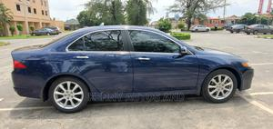 Acura TSX 2007 Automatic Blue   Cars for sale in Lagos State, Surulere